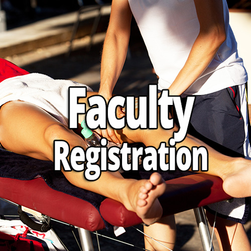 ProSport Chicago 2015 Faculty Registration